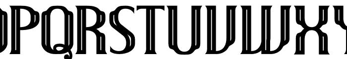 Brainster Outline Font LOWERCASE