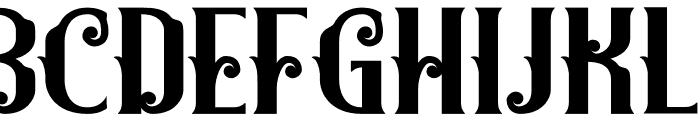 Brainster Solid Font UPPERCASE
