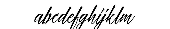 Branch Font LOWERCASE
