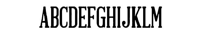Brandalsalternate Font UPPERCASE