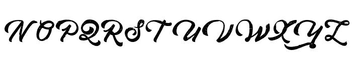 BrandonRough Font UPPERCASE