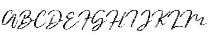 BraveYouth-Halftone Font UPPERCASE