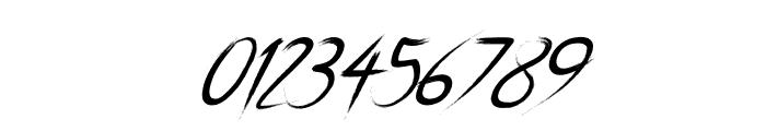 Breathe Karma Italic Regular Font OTHER CHARS