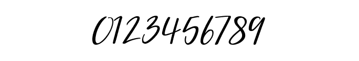 Brightish Font OTHER CHARS