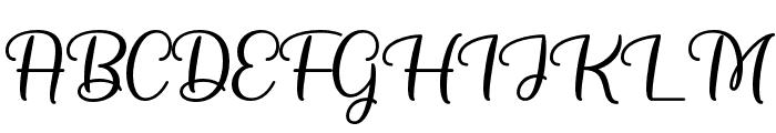 BringingontheHeartbreak-Reg Font UPPERCASE