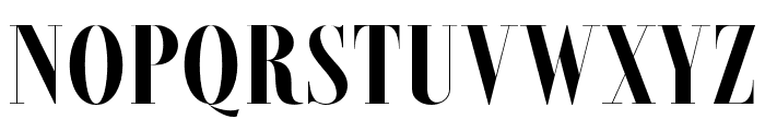Brioche-ExtraBold Font UPPERCASE