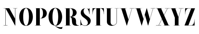 Brioche-ExtraBold Font LOWERCASE