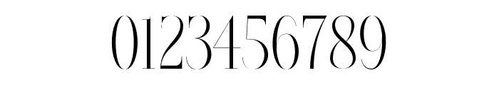 Brioche-Light Font OTHER CHARS
