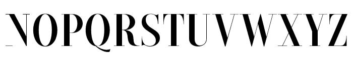 Brioche-SemiBold Font LOWERCASE