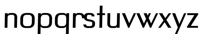 Buddy regular Font LOWERCASE
