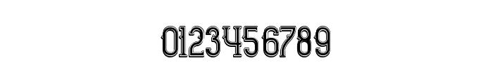 Bureno Bold Regular Font OTHER CHARS
