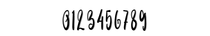 Business Signature Font OTHER CHARS