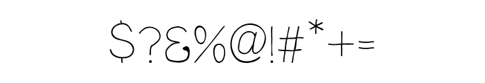CG Ambrosial Font Regular Font OTHER CHARS