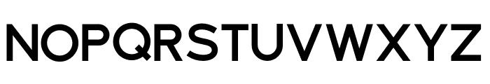 CG SILENT NIGHT FONT Regular Font UPPERCASE