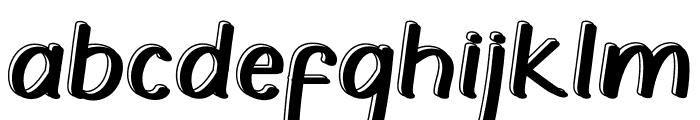 CHAMPIONSHIP Font LOWERCASE