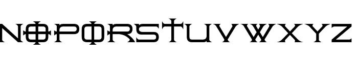 CHRIST2019 Font UPPERCASE