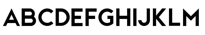 CWG Sans Font LOWERCASE