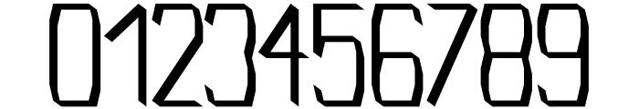 Cabin regular Font OTHER CHARS