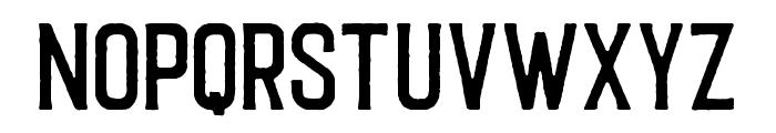 CaligorEdge Font UPPERCASE