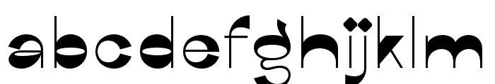 CalmiusSans-ExtraBoldOppo Font LOWERCASE