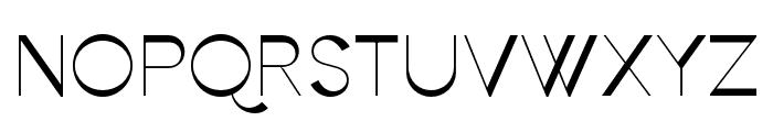 CalmiusSans-ExtraLightOppo Font UPPERCASE