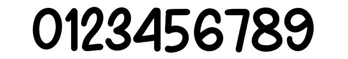 CandelaRegular Font OTHER CHARS