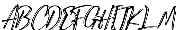 Candy Qelling Font UPPERCASE