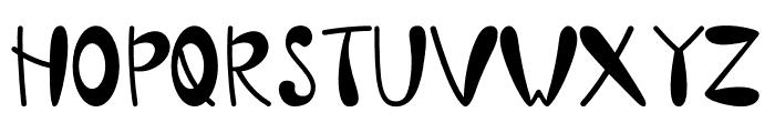 Carina Font LOWERCASE