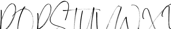 Carlinet Font UPPERCASE