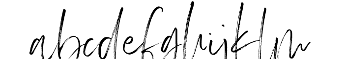 Carlinet Font LOWERCASE