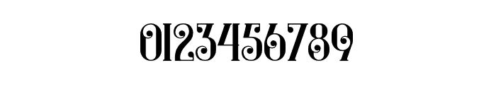 Castile Regular Font OTHER CHARS