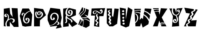 Castillo-Bold Italic Font LOWERCASE