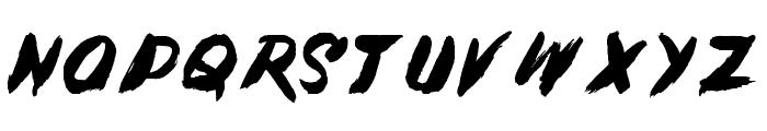 Catloekeys Font UPPERCASE