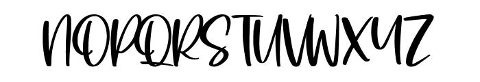 Celosia Golden Font UPPERCASE