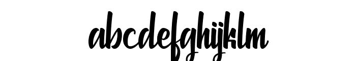 Chapline Font LOWERCASE