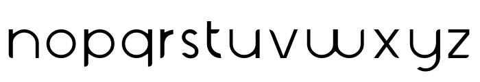 Chardy Light Font LOWERCASE