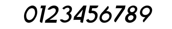 Chardy Medium Slanted Font OTHER CHARS