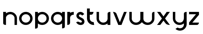 Chardy Medium Font LOWERCASE