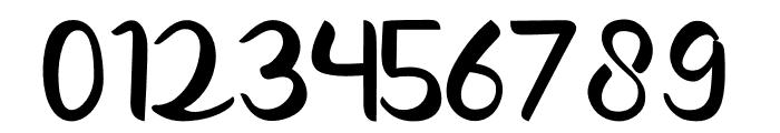 Charganolton-Regular Font OTHER CHARS
