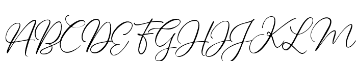 Charleigh Font UPPERCASE