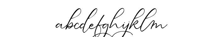 Charleigh Font LOWERCASE