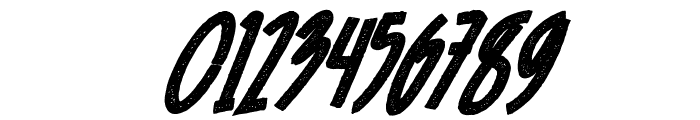 Cheeselatte Rust Italic Font OTHER CHARS