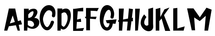 CherryLacquer Font UPPERCASE