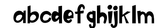 CherryLacquer Font LOWERCASE