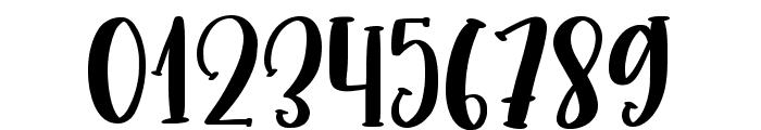 Choco Matcha Solid Font OTHER CHARS