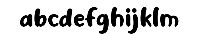 Chopper Deer Font LOWERCASE