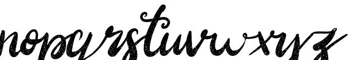 Christony Font LOWERCASE