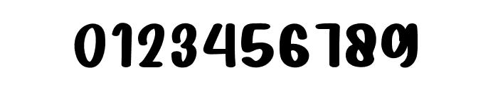 Chunky Hazelnut Font OTHER CHARS