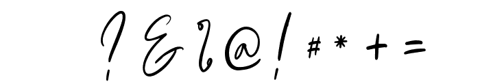 ClaudeAlt Font OTHER CHARS