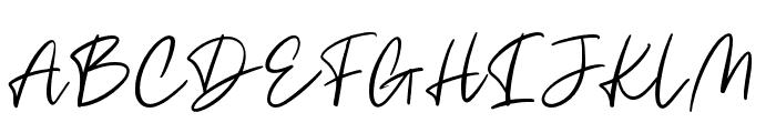 ClaudeAlt Font UPPERCASE